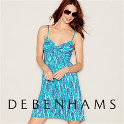 Offers from Debenhams in the Penang leaflet