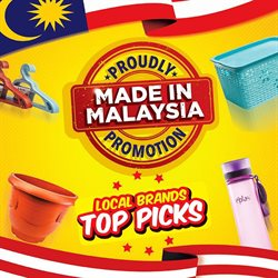 Offers from Mr DIY in the Petaling Jaya leaflet