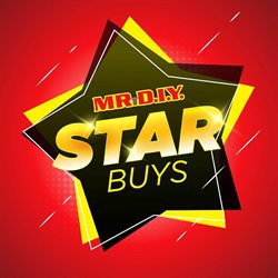 Offers from Mr DIY in the Johor Bahru leaflet