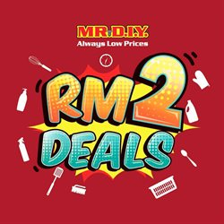Home & Furniture offers in the Mr DIY catalogue in Penang ( 17 days left )