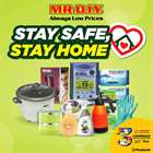 Home & Furniture offers in the Mr DIY catalogue in Sunway-Subang Jaya ( 4 days left )
