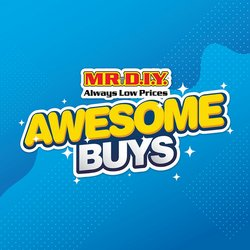 Home & Furniture offers in Mr DIY catalogue ( 2 days left)