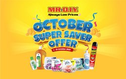 Home & Furniture offers in Mr DIY catalogue ( 9 days left)