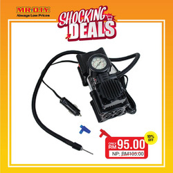 Offers from Mr DIY in the Kuala Lumpur leaflet