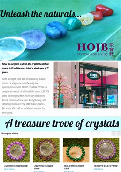 Offers from HOJB in the Petaling Jaya leaflet