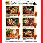Ayam Penyet catalogue ( Expired )