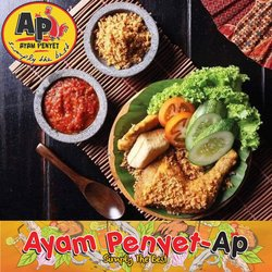 Restaurants offers in Ayam Penyet catalogue ( 6 days left)