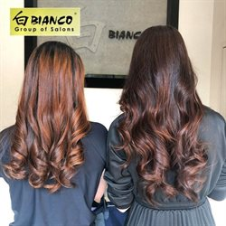 Offers from Bianco Salon in the Petaling Jaya leaflet