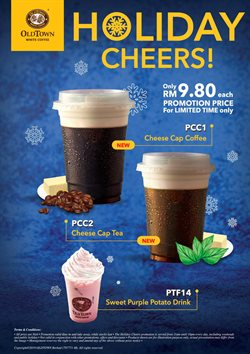 Oldtown White Coffee catalogue ( 11 days left )