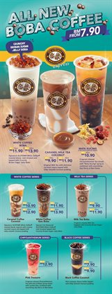 Oldtown White Coffee catalogue ( Expires today)