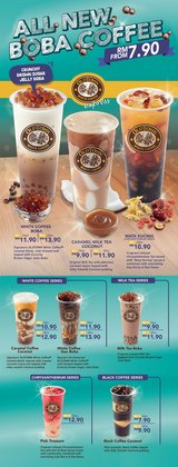 Restaurants offers in Oldtown White Coffee catalogue ( 15 days left)