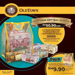 Restaurants offers in Oldtown White Coffee catalogue ( 12 days left)