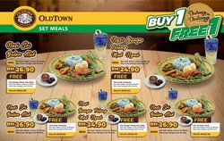 Restaurants offers in Oldtown White Coffee catalogue ( 2 days left)