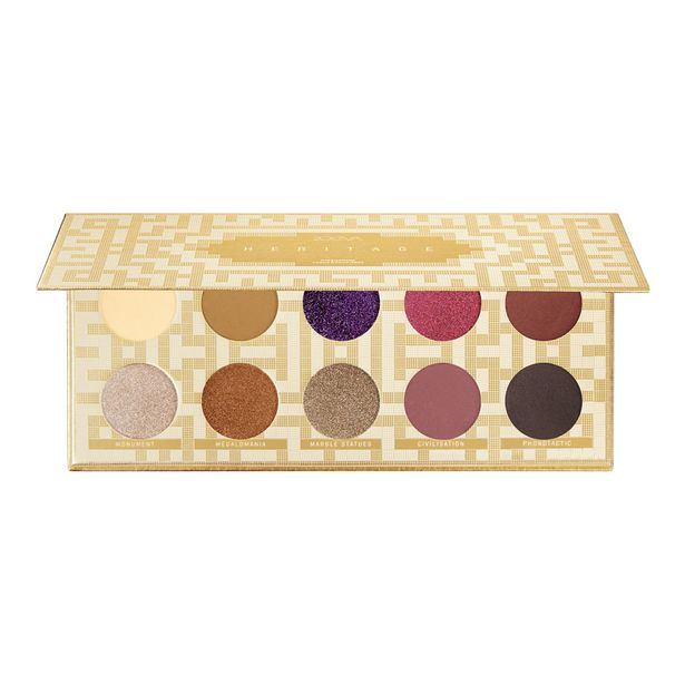 Heritage Eyeshadow Palette (Limited Edition) offers at RM 81
