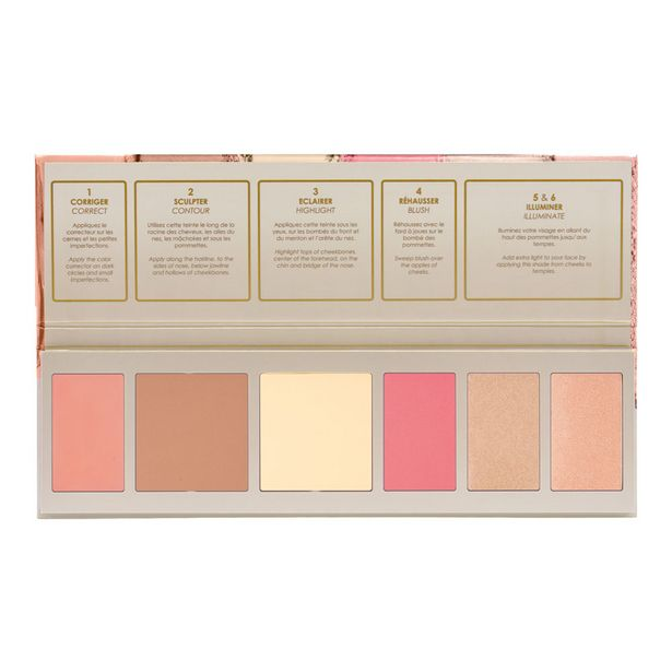 Flawless Face Palette offers at RM 76.3