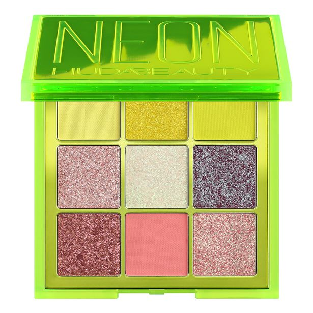 Neon Obsessions Pressed Pigment Palette offers at RM 93