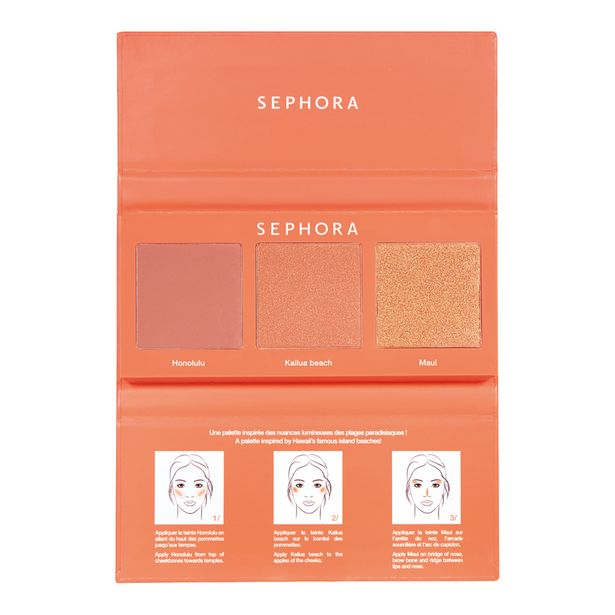 #CHEEKSTORIES Face Palette offers at RM 47.6