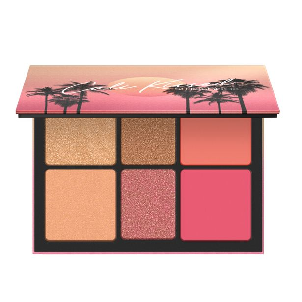 Cali Kissed Highlight & Blush Palette offers at RM 90