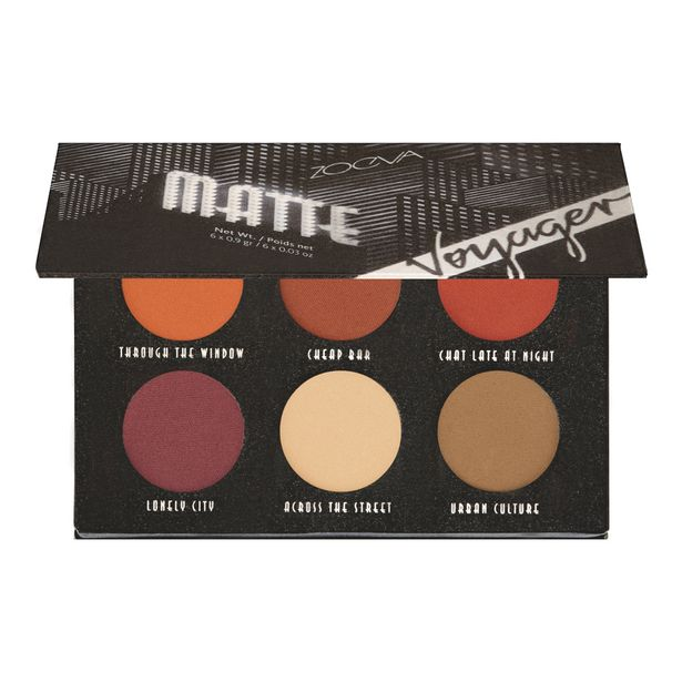 Matte Eyeshadow Palette offers at RM 49.2