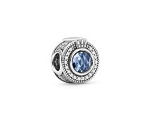 Sparkling Blue Crown O charm offers at RM 379