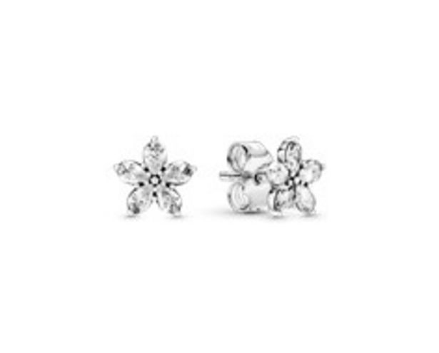 Sparkling Snowflake Stud Earrings offers at RM 229