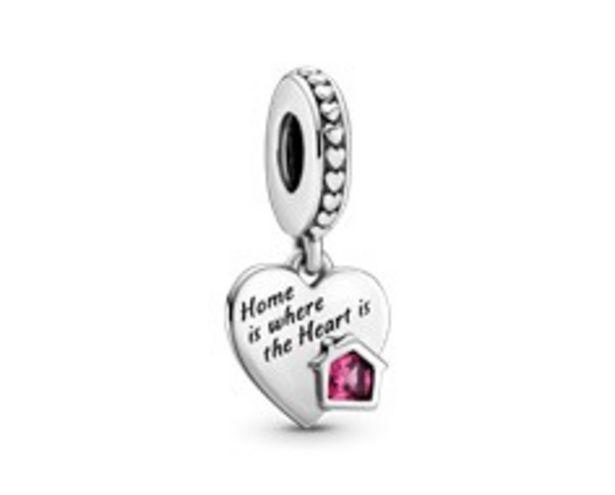 Love My Home Heart Dangle Charm offers at RM 179