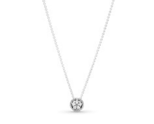 Sparkling Snowflake Collier Necklace offers at RM 379