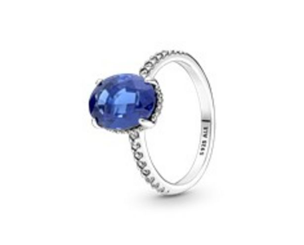Sparkling Statement Halo Ring offers at RM 419