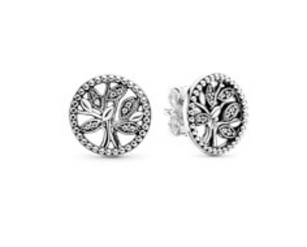 Sparkling Family Tree Stud Earrings offers at RM 239