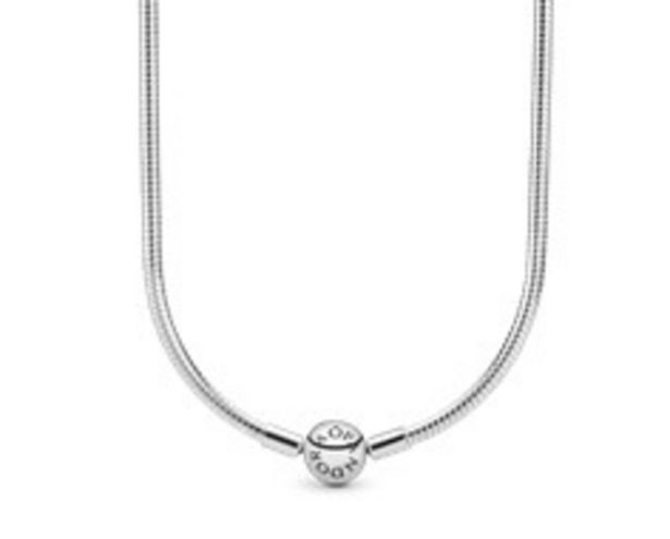 Moments Silver Necklace offers at RM 619