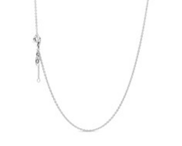 Silver necklace offers at RM 131