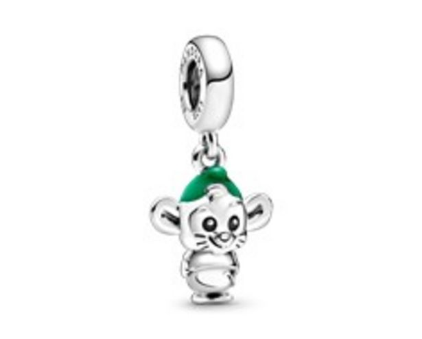 Disney Cinderella Gus Mouse Dangle Charm offers at RM 289