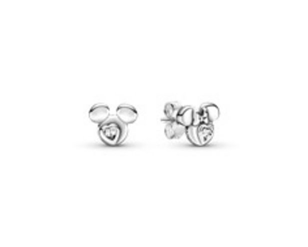 Disney Mickey Mouse & Minnie Mouse Silhouette Stud Earrings offers at RM 229