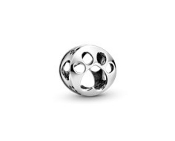 Openwork Paw Print Charm offers at RM 89
