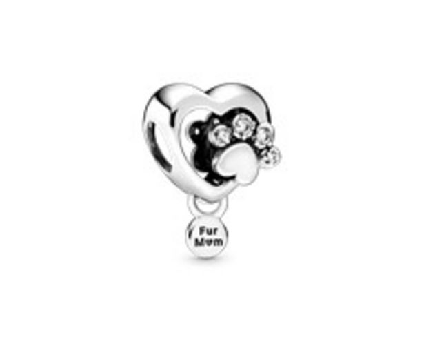 Sparkling Paw Print & Heart Charm offers at RM 189