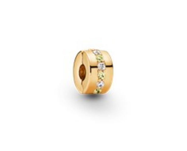 Yellow Sparkling Row Clip Charm offers at RM 272