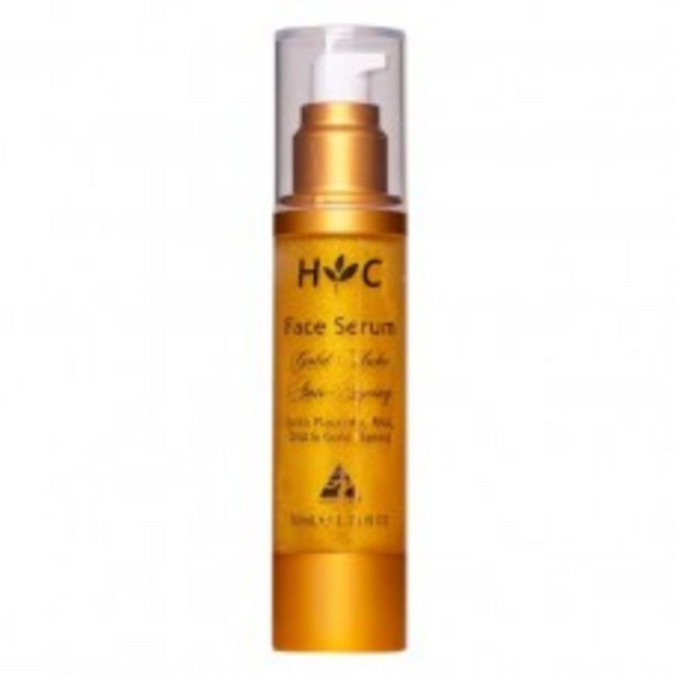 ANTI-AGEING GOLD FLAKE FACE SERUM 50ML offers at RM 79