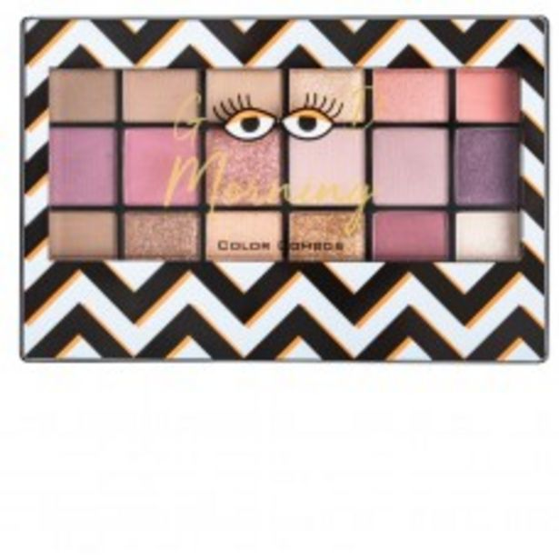 18 IN 1 EYESHADOW PALETTE (02 GALAXY) offers at RM 102.9