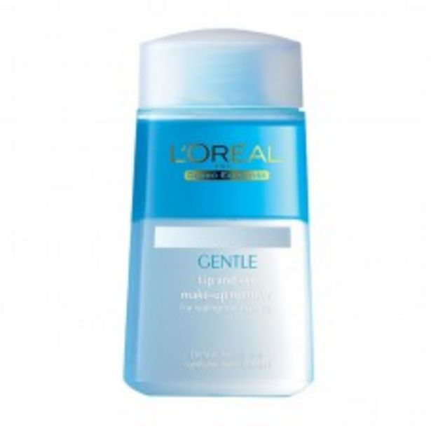 GENTLE LIP & EYE MAKE UP REMOVER 125ML offers at RM 31.5