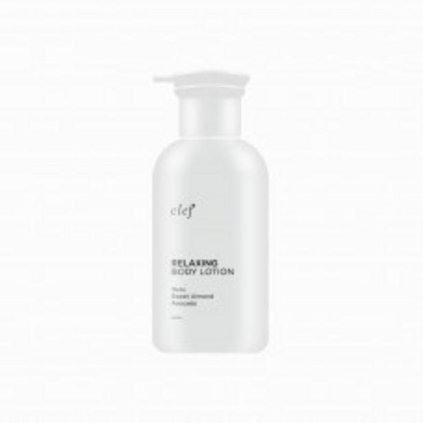 RELAXING BODY LOTION 330ML offers at RM 105