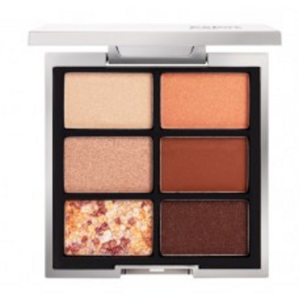 6 COLOR EYESHADOW PALETTE 11G (01 AFTER GLOW IN SNOW) offers at RM 118