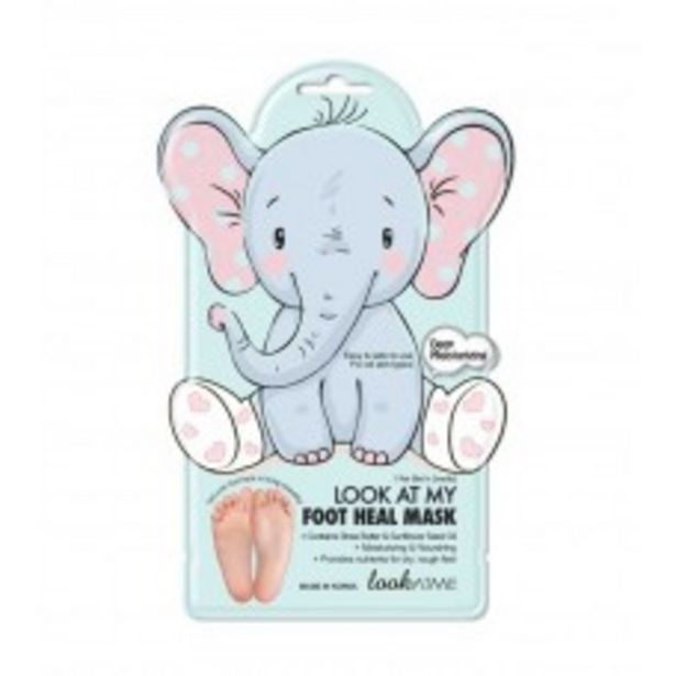 LOOK AT MY FOOT RELAX MASK (1S) offers at RM 15.9