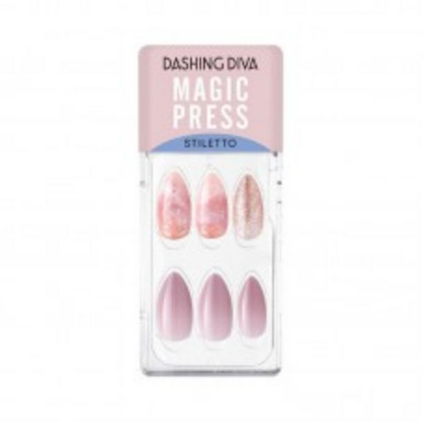 MAGIC PRESS STILETTO MANI (MY HEROIN) offers at RM 49.9