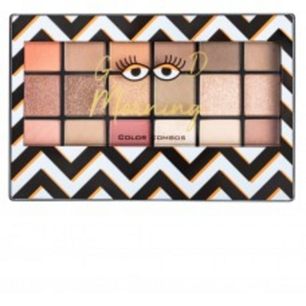18 IN 1 EYESHADOW PALETTE  (01 EARTH) offers at RM 102.9