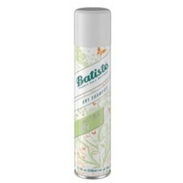 DRY SHAMPOO (BARE) 200ML offers at RM 29.9