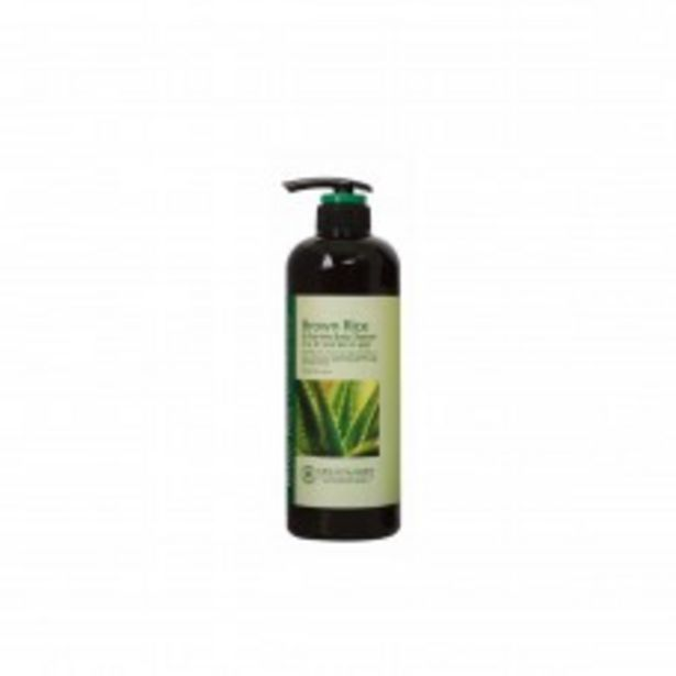 BROWN RICE ALOEVERA BODY CLEANSER 800ML offers at RM 32