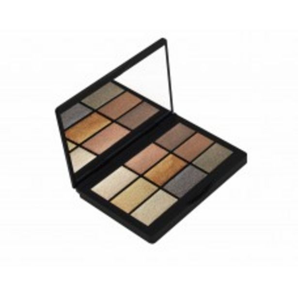 9 SHADES EYESHADOW PALETTE (005 TO PARTY IN LONDON) offers at RM 79.9