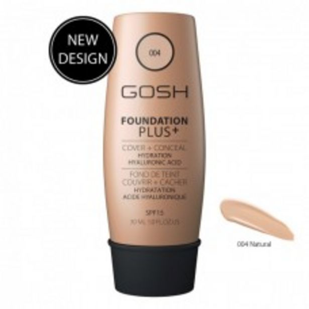 FOUNDATION PLUS+ (NATURAL) offers at RM 79.9