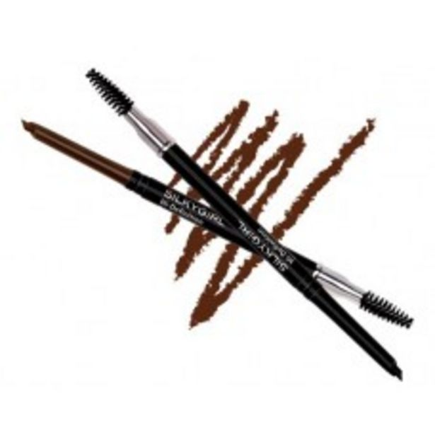 HI-DEFINITION BROW LINER (02 DARK BROWN) 0.35G offers at RM 24.5