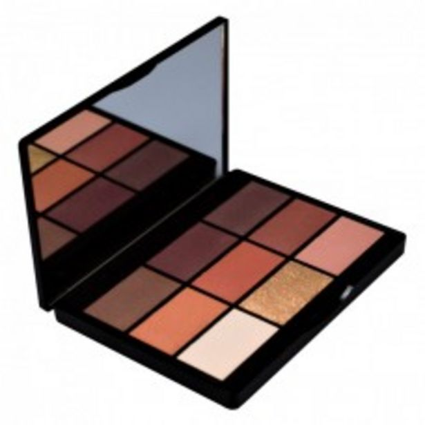 9 SHADES EYESHADOW PALETTE (006 TO ROCK DOWN UNDER) offers at RM 79.9